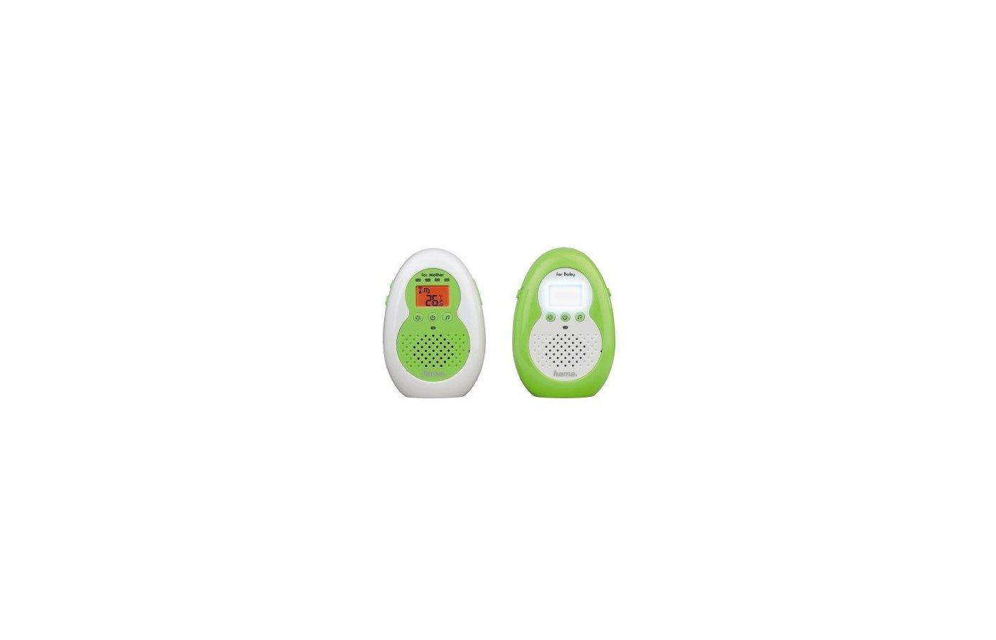 HAMA BM100 радионяня белый/зеленый