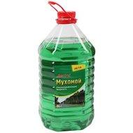 Фото Автохимия Effect Plus Жидкость стеклоомывающая Мухомой 5л