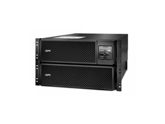 Блок питания APC Smart-UPS SRT SRT10KRMXLI 10kW черный 10 kVA,Входной 230V /Выход 230V, Interface Port Contact Cl