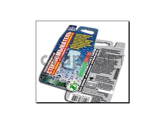 Автохимия ЗЕБРА ТМ 1518 Таблетированный стеклоочиститель зимний 1 таблетка/блтистер
