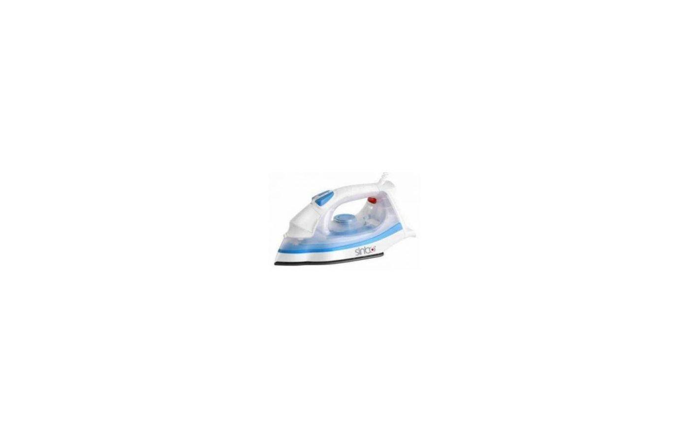 Утюг SINBO SSI 2882 белый/голубой