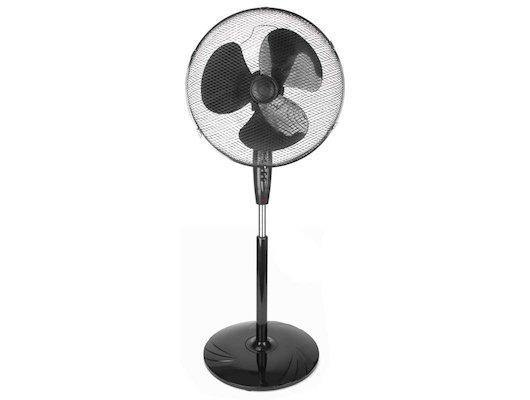 Вентилятор SUPRA VS-1612 black