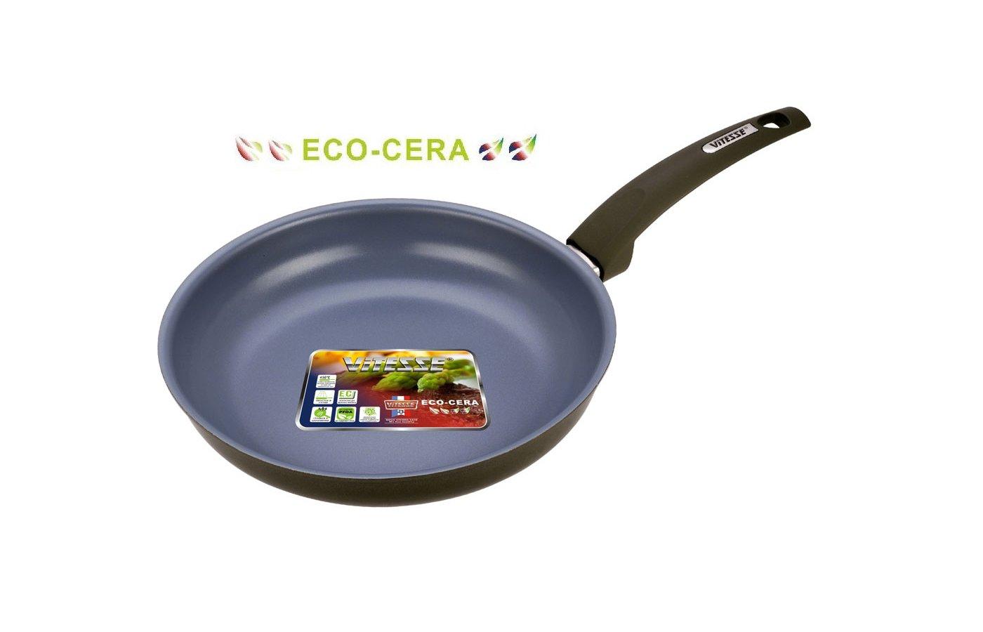 Сковорода VITESSE VS-2242 Сков 26 см кован. алл керам покр