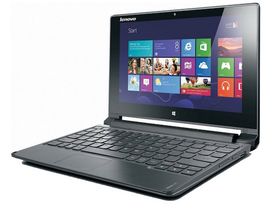 Нетбук Lenovo IdeaPad FLEX10 /59436728/ intel N3540/4Gb/500Gb/10.1 Touch/WiFi/Win8