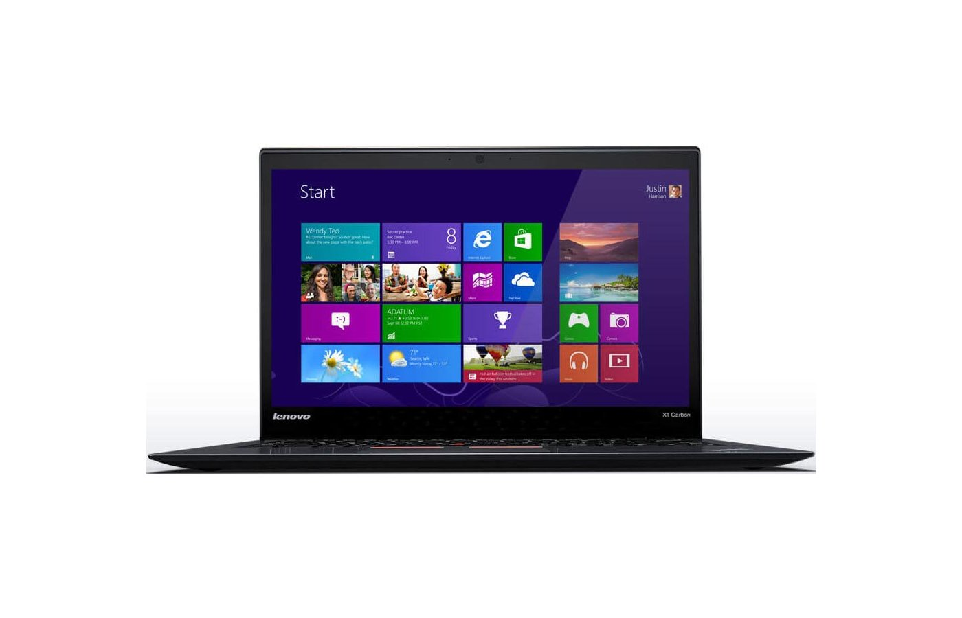 Ноутбук Lenovo ThinkPad X1 /20BTS13S00/