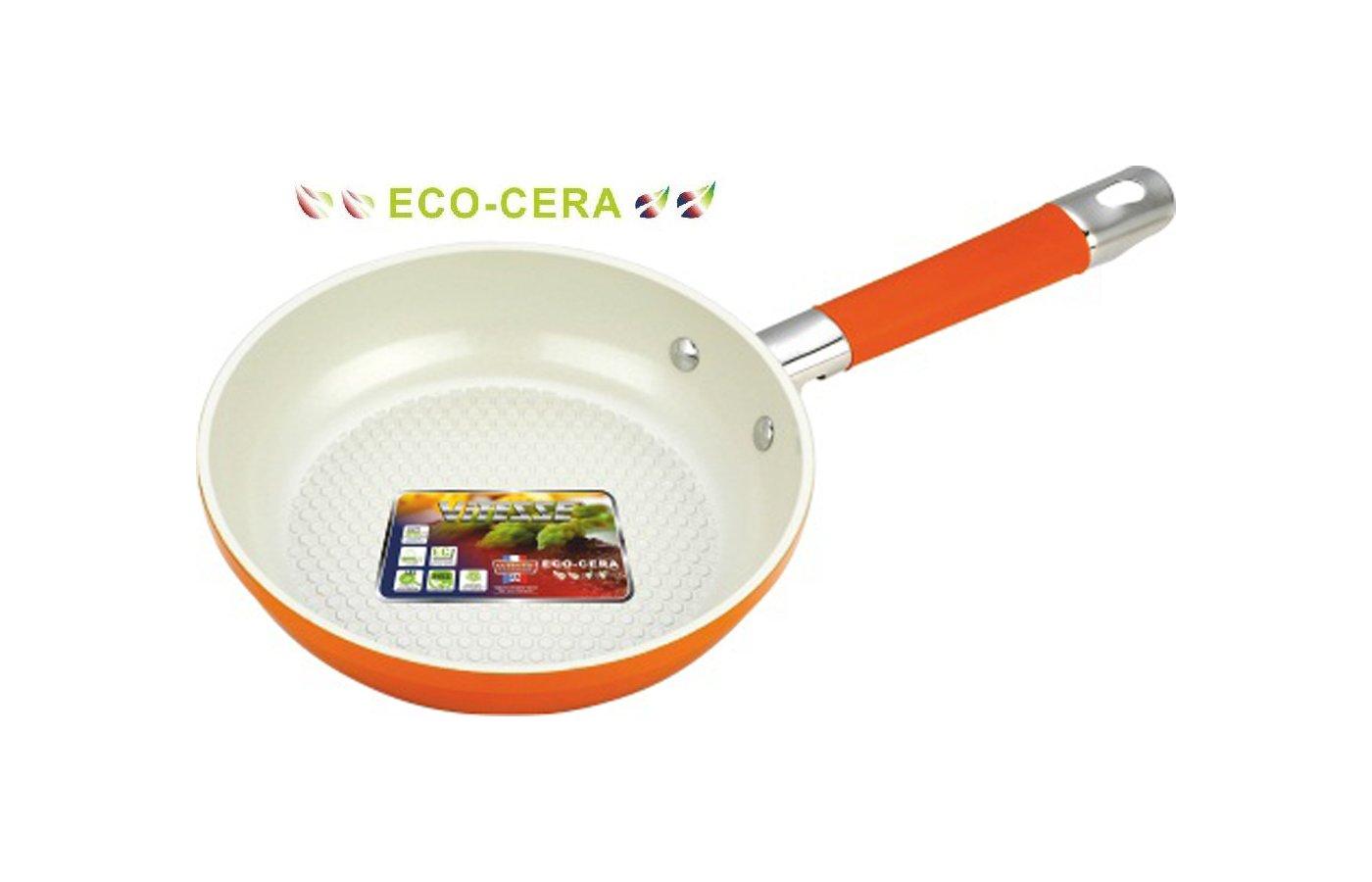 Сковорода VITESSE VS-2283 Сков 24см лит.ал керам