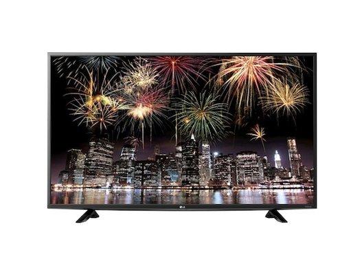 4K (Ultra HD) телевизор LG 43UF640V