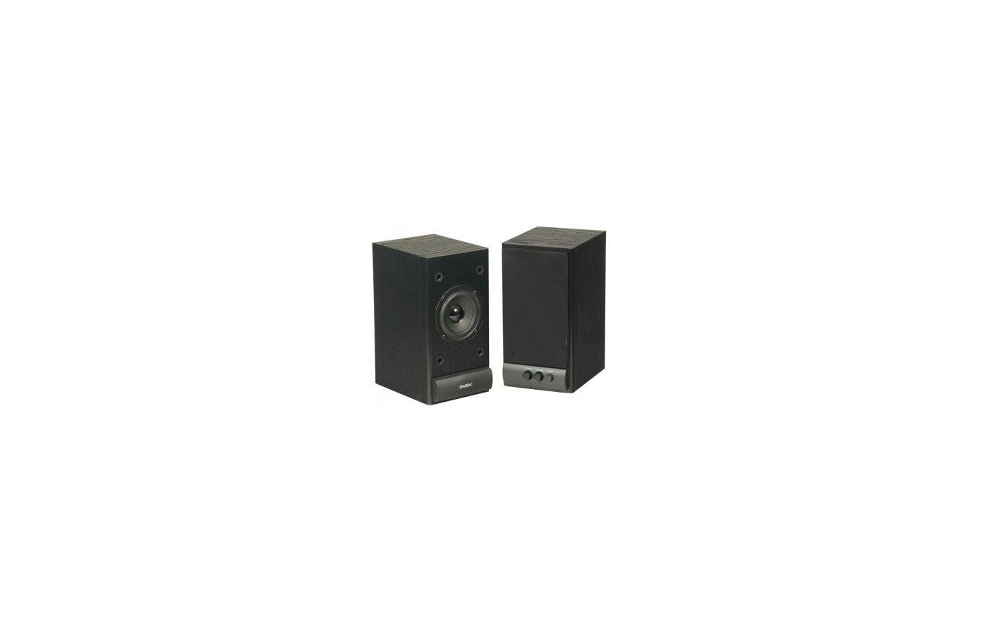 Компьютерные колонки SVEN SPS-609 black