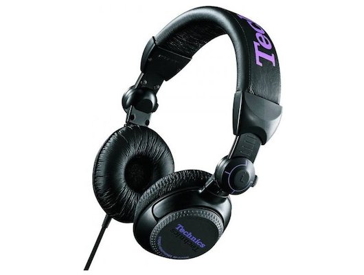 Наушники полноразмерные Technics RP-DJ1200E-K