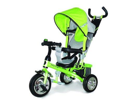 Велосипед Moby Kids 64307 Трайк Комфорт 952SL-Green