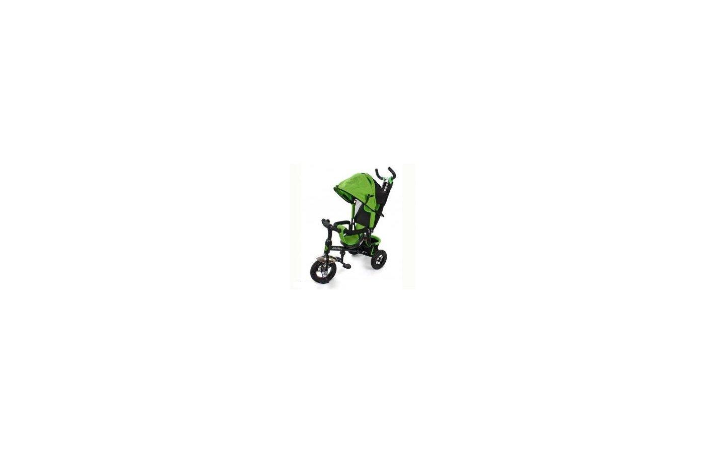 Велосипед Moby Kids 64527 Трайк Комфорт-2 952SL-2Green