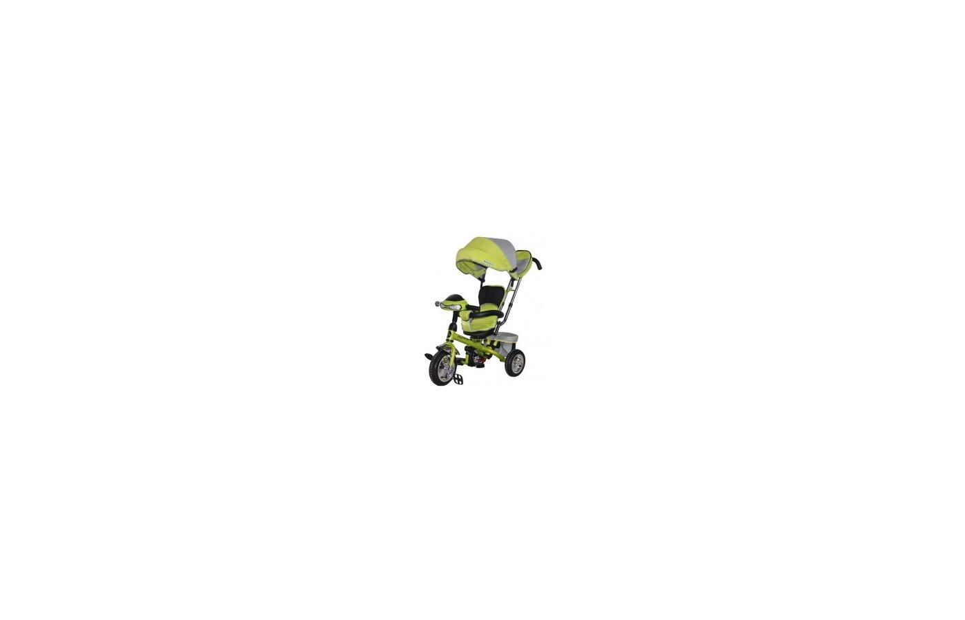 Велосипед Moby Kids 64569 Трайк Комфорт-Ультра зеленый