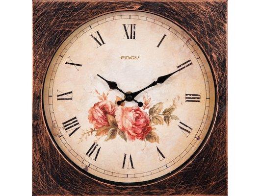 Часы настенные Engy EC-21 квадратные