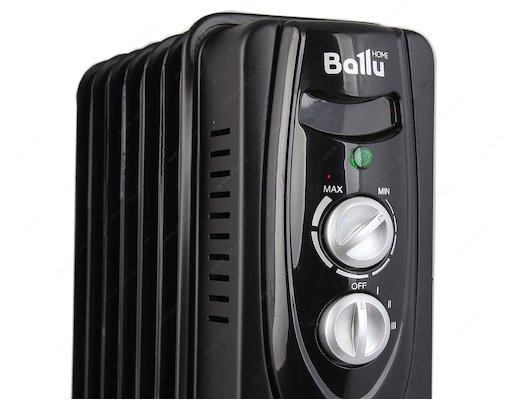 Обогреватель BALLU Classic black BOH/CL-07BRN