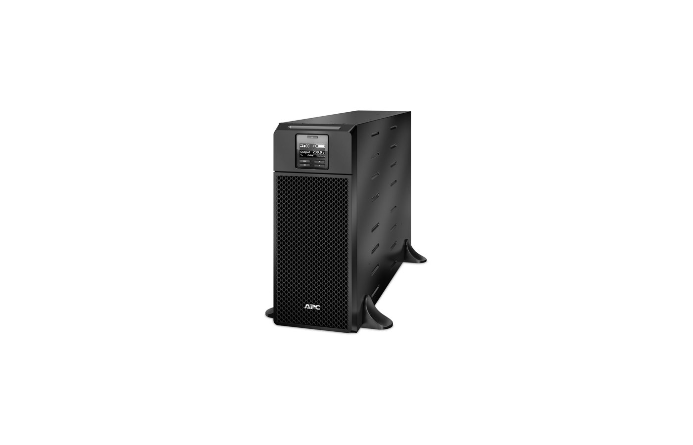 Блок питания APC Smart-UPS SRT SRT6KXLI 6000W черный Входной 230V /Выход 230V, Interface Port Contact Closure, RJ