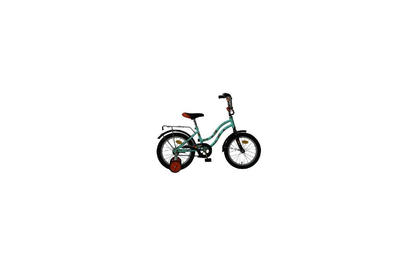 Велосипед Novatrack 60994Х 12 TETRIS салатовый