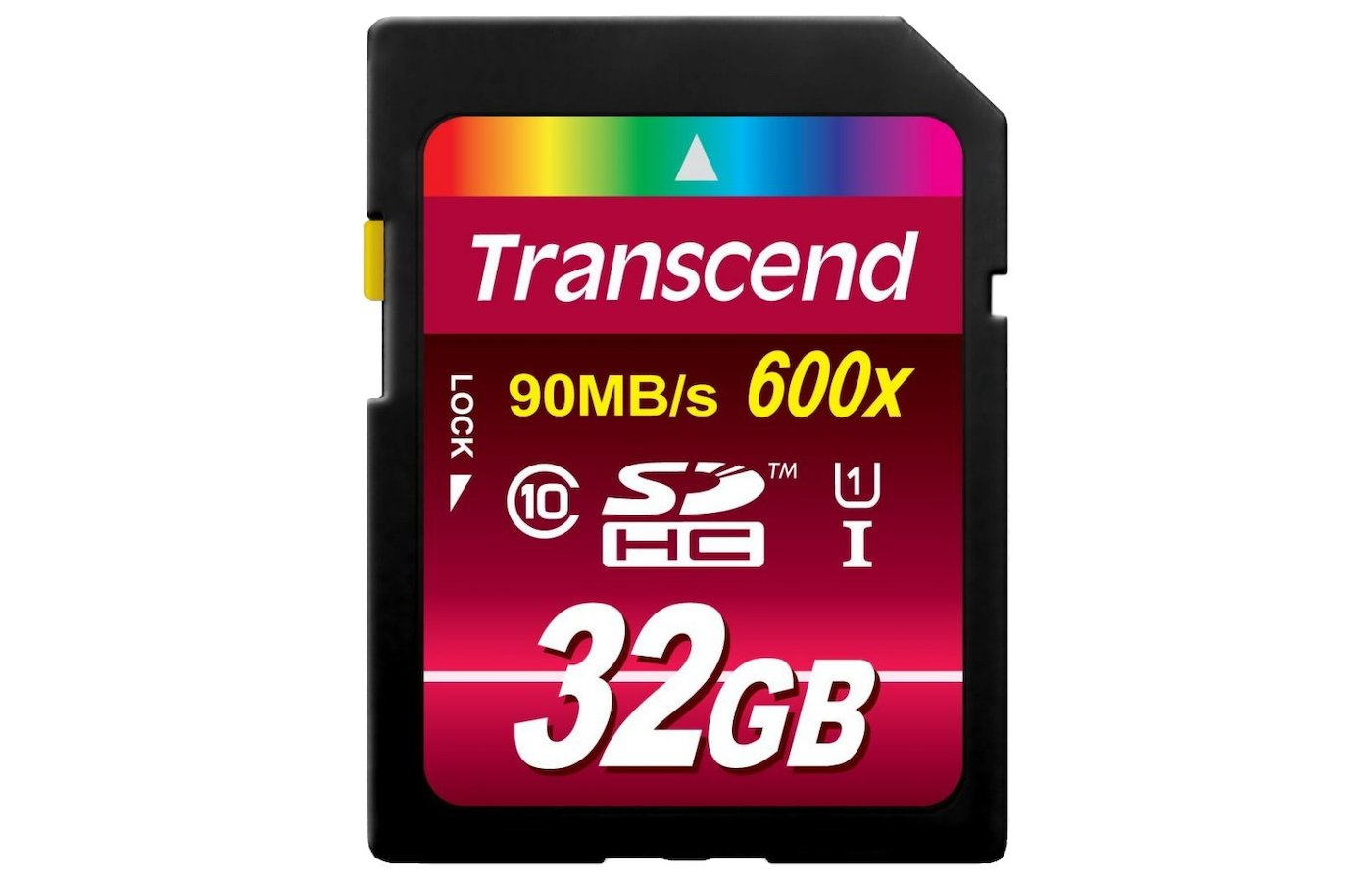 Карта памяти Transcend SDHC 32Gb Class 10 UHS-I 600X ULTIMATE (TS32GSDHC10U1)