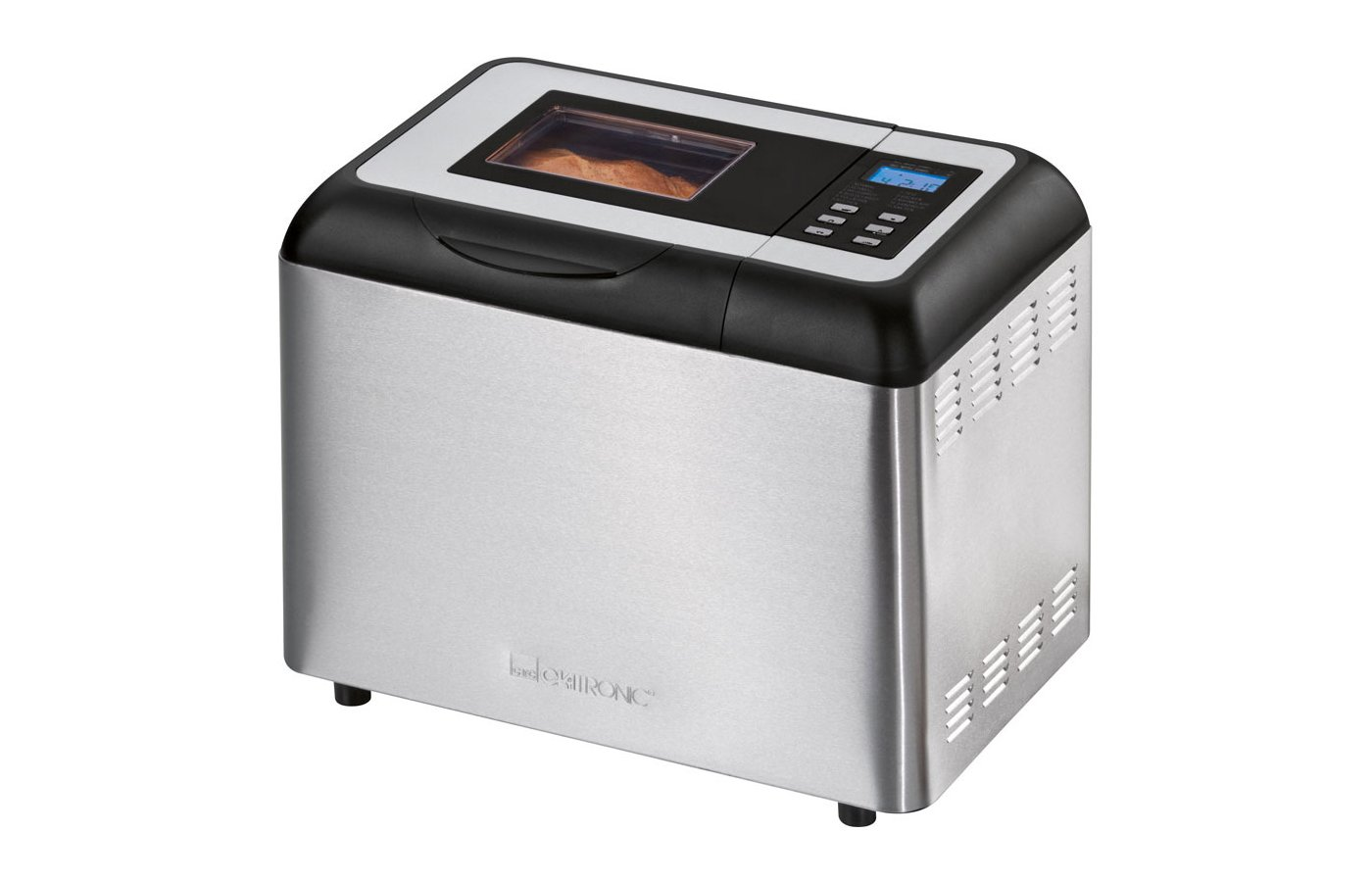 Хлебопечка CLATRONIC BBA 3365 inox