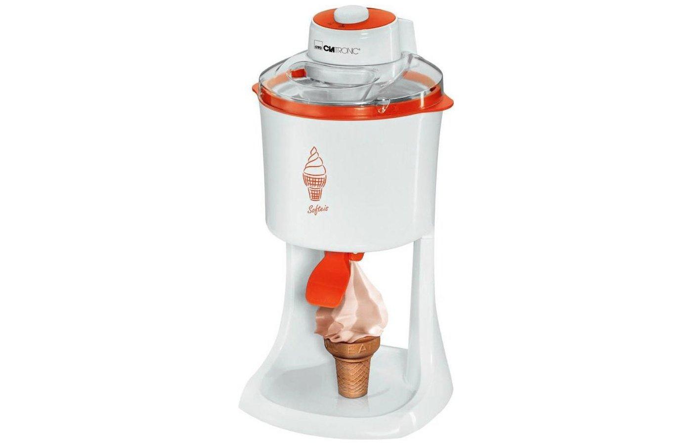 Мороженицы CLATRONIC ICM 3594 weis-orange