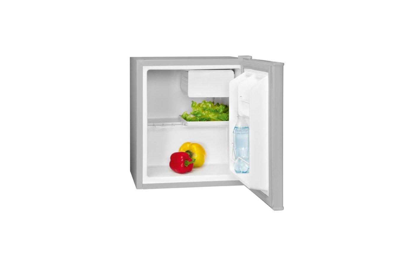 Холодильник BOMANN KB 389 silber