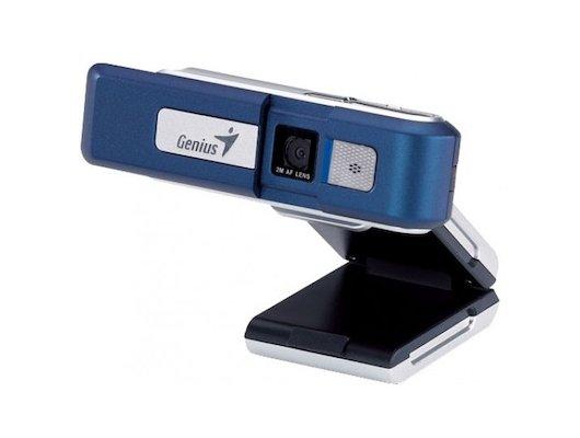 Веб-камера Genius iSlim 2000 AF 2.0M CMOS (8M) USB 2.0, встроенный микрофон, Colour box