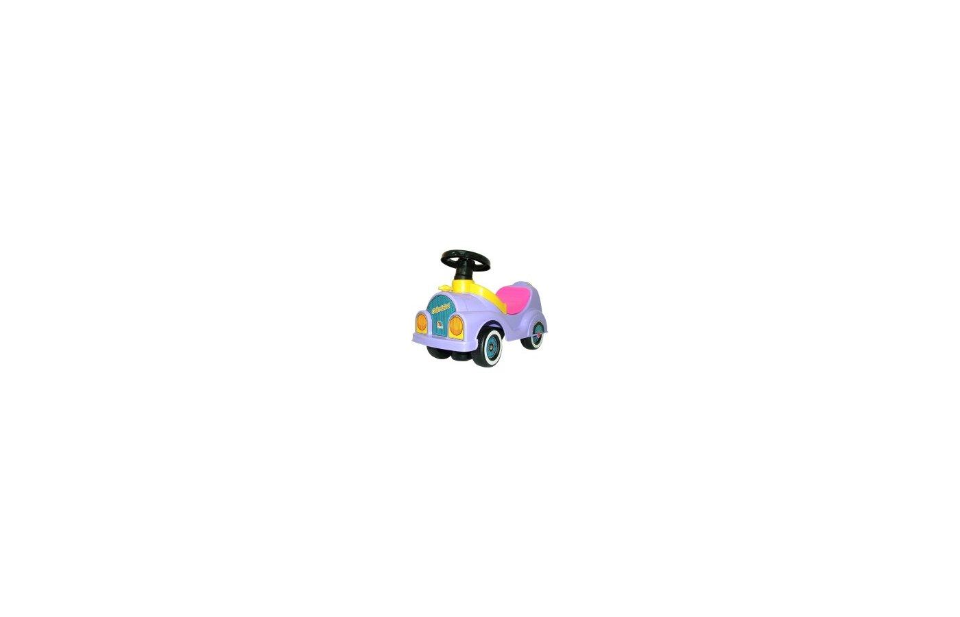 Каталка Полесье 7963 Кабриолет