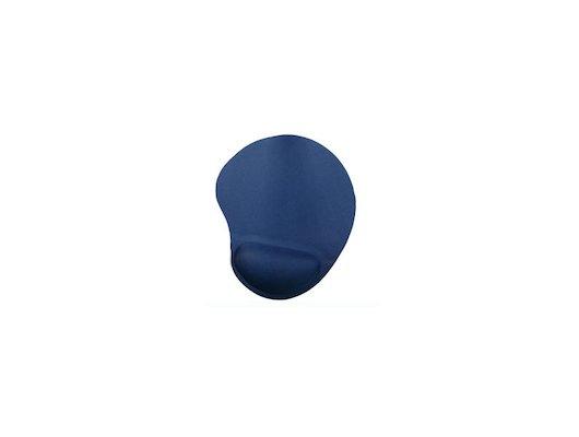 Коврик для мыши BURO BU-GEL/blue гелевый синий 230х205х25мм