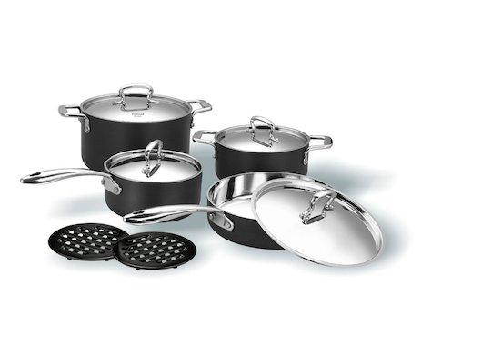 Набор посуды  VITESSE VS-1024 Набор посуды 10 пр DiPly