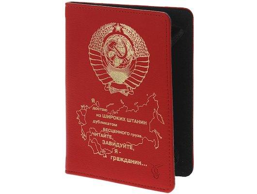 Чехол VIVACASE Soviet 6 дюймов красный (VUC-CSV06-r)