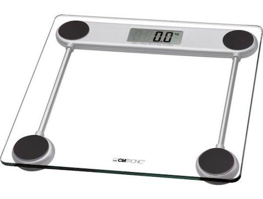 Весы напольные CLATRONIC PW 3368 Glas LCD