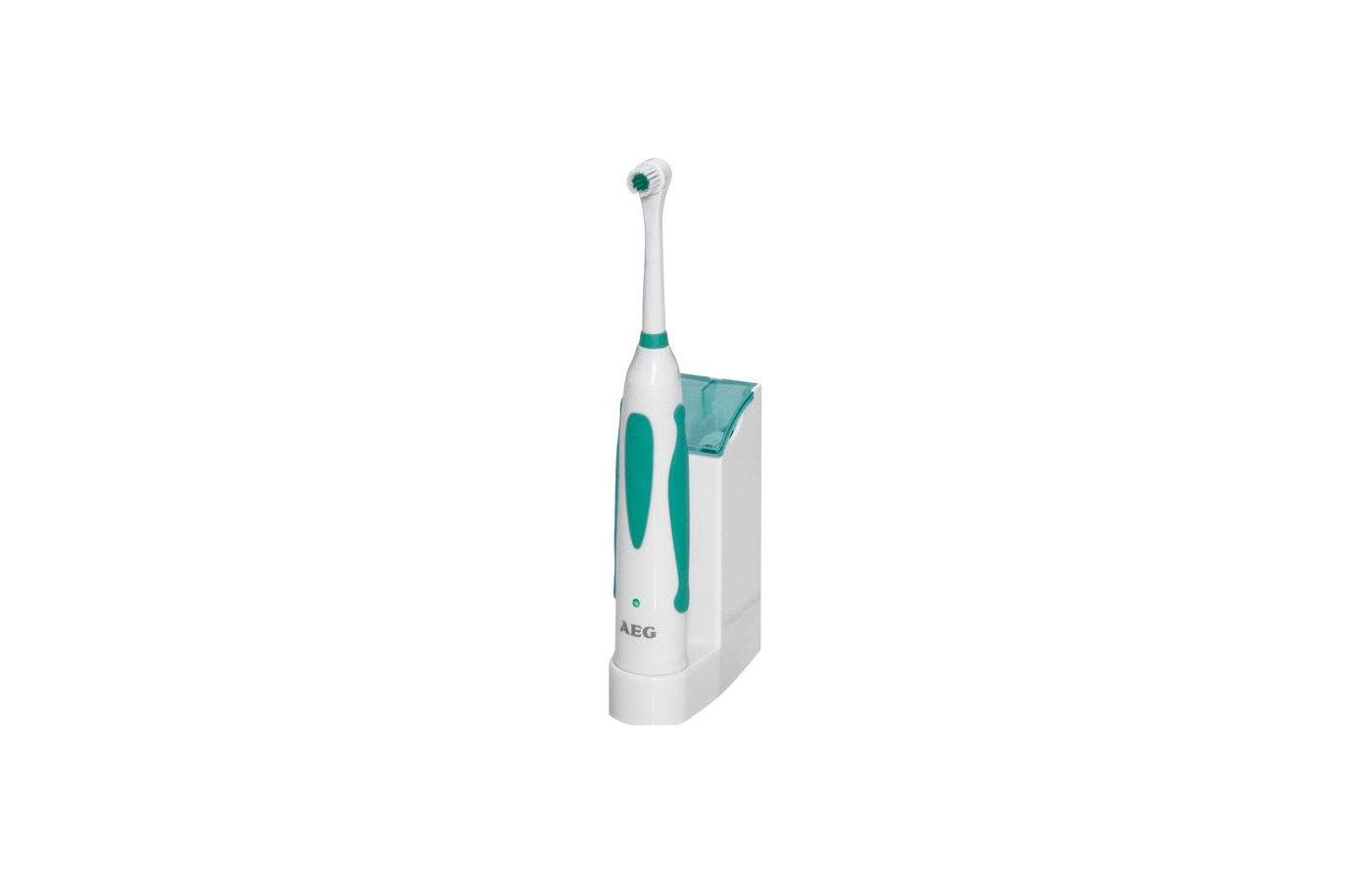 Зубные щетки электрические AEG EZ 5623 weib-grun