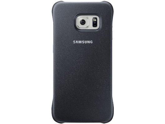 Чехол Samsung Protective Cover для Galaxy S6 Edge (SM-G925) (EF-YG925BBEGRU) черный