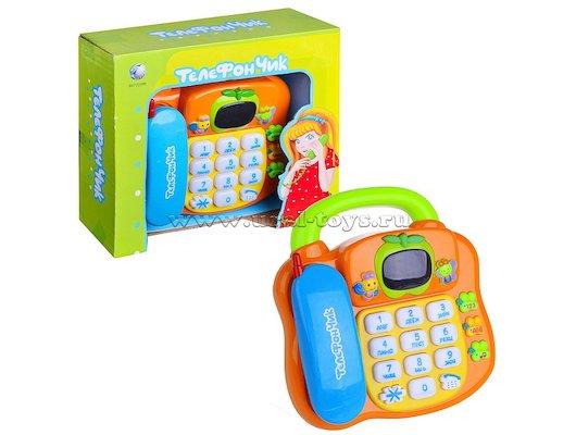 Игрушка Tongde 1377Е Телефон