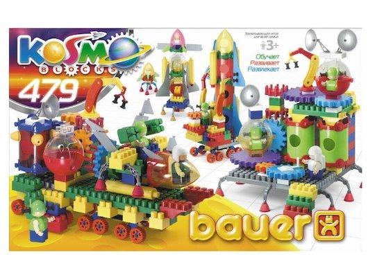 Конструктор Bauer 272 Космос