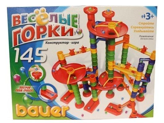 Конструктор Bauer 275 Веселые горки