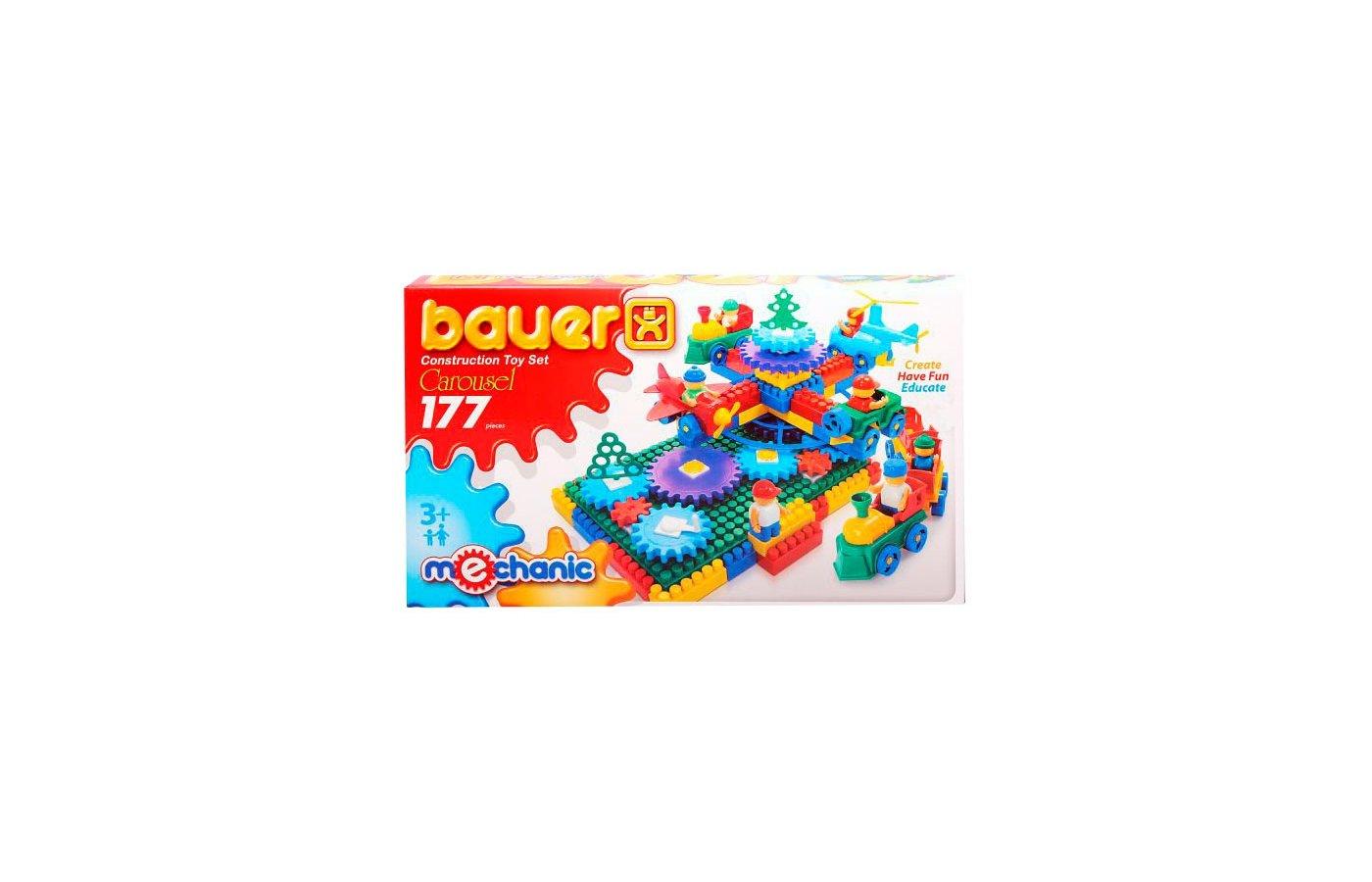 Конструктор Bauer 186 Карусель