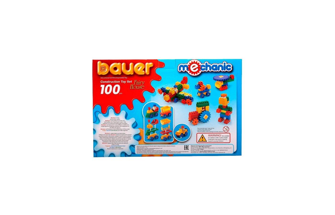 Конструктор Bauer 188 Избушка
