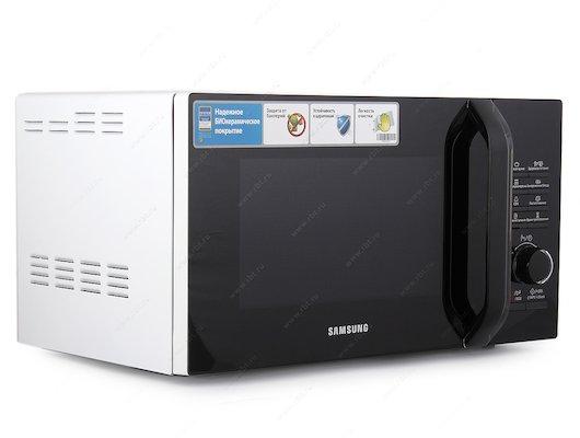 Микроволновая печь SAMSUNG MS-23H3115FW/BW