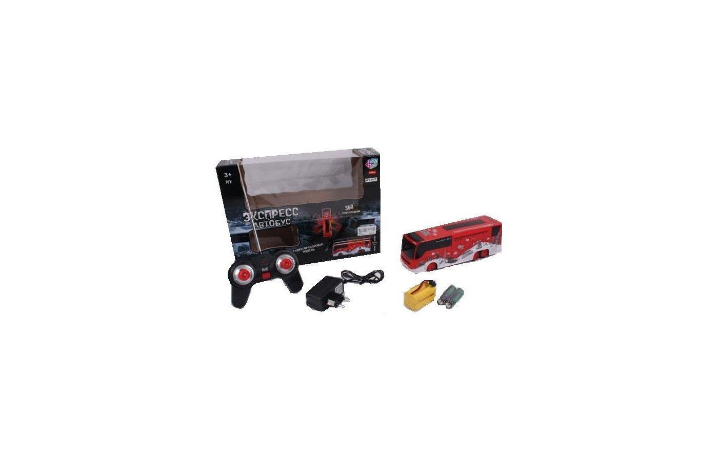 Игрушка Joy Toy 9457 автобус