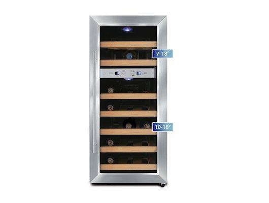 Холодильник CASO WineDuett 21