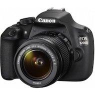 Фото Фотоаппарат зеркальный CANON EOS 1200D kit 18-55 DC III