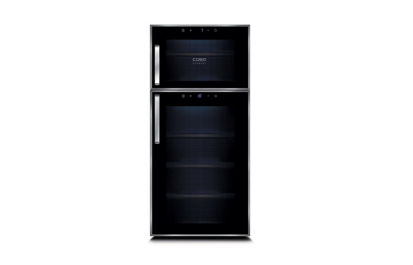 Холодильник CASO WineDuett Touch 21