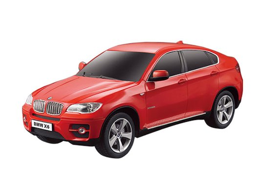 Игрушка RASTAR 31400 Машина BMW X6