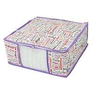 Фото Емкости для хранения одежды VETTA 457-159 City Чехол-кофр для хранения мягкий спанбонд влагостойкий 45x45x20см
