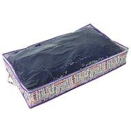 Фото Емкости для хранения одежды VETTA 457-161 City Чехол-кофр для хранения подушек и одеял влагостойкий 80x45x15см