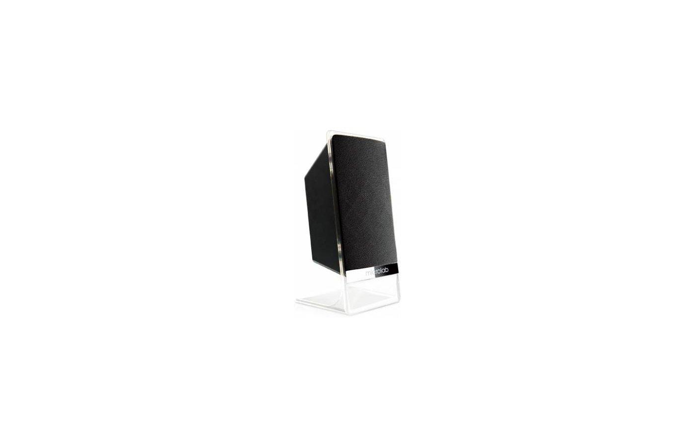 Компьютерные колонки Microlab M200 BT Platinum 2.1 черный 50Вт