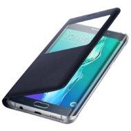Фото Чехол Samsung S-View для Galaxy S6 Edge+ (SM-G928) (EF-CG928PBEGRU) черный