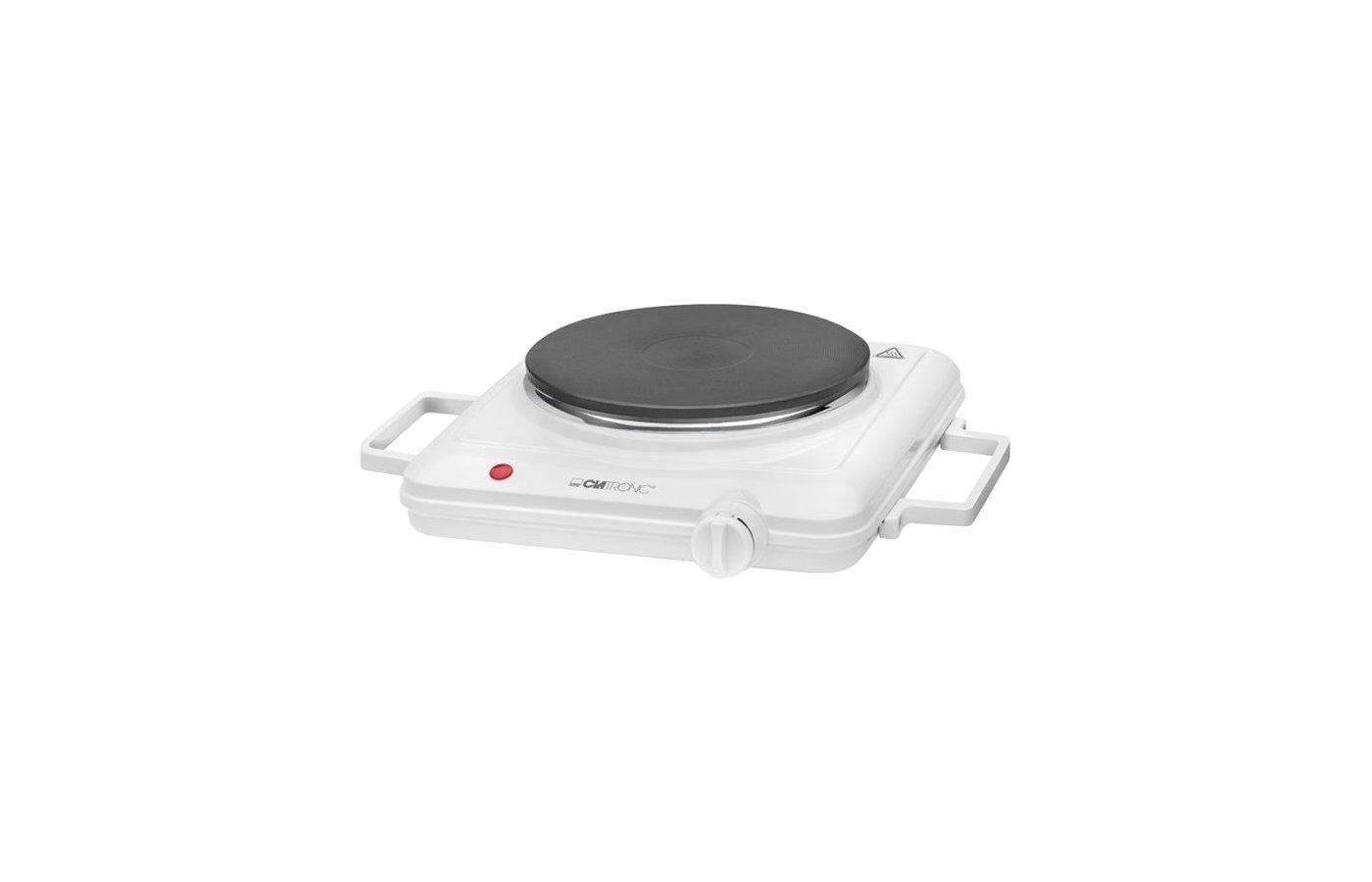 Плитка электрическая CLATRONIC EKP 3582 white