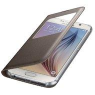 Фото Чехол Samsung S-View для Galaxy S6 (SM-G920) (EF-CG920PFEGRU) gold