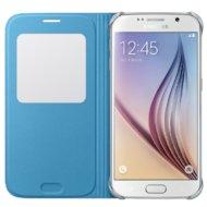 Фото Чехол Samsung S-View для Galaxy S6 (SM-G920) (EF-CG920PLEGRU) голубой